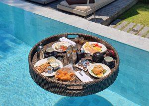Floating Breakfast Rotan