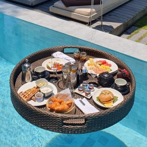 Floating Breakfast Rotan